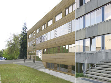 Btu Cottbus Architektur